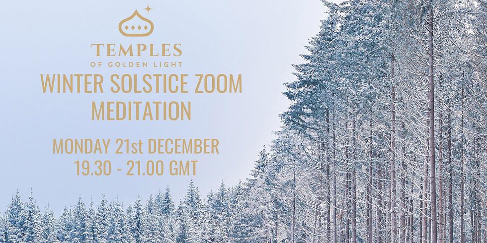 Winter Solstice - Online Zoom Meditation