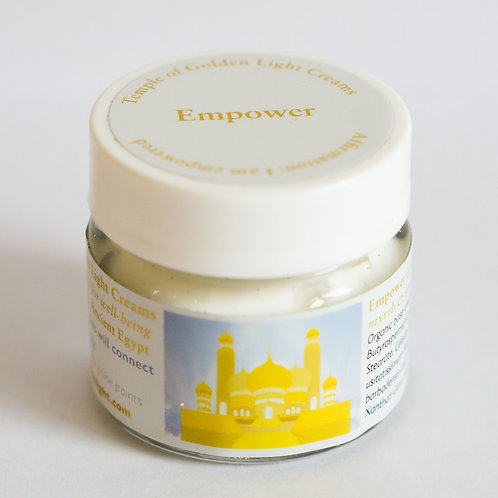 Empower - Affirmation Cream