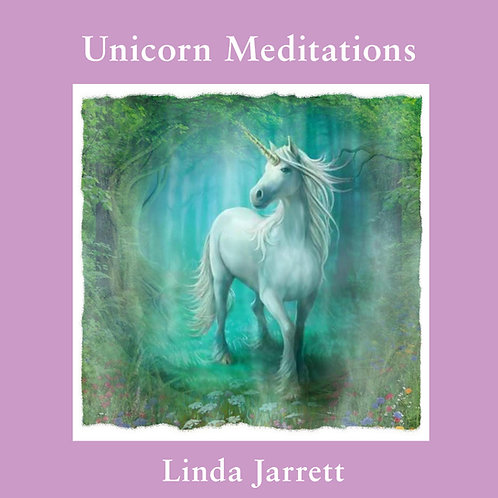 Unicorn Meditations - Meditation CD