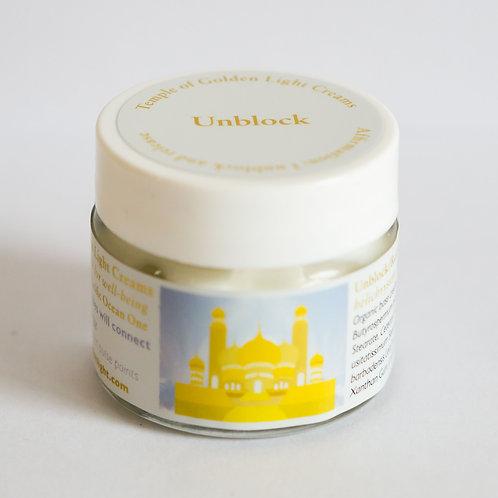 Unblock & Release - Affirmation Cream