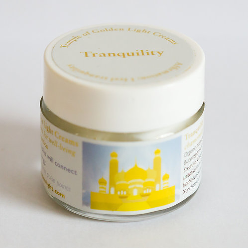 Tranquility - Affirmation Cream