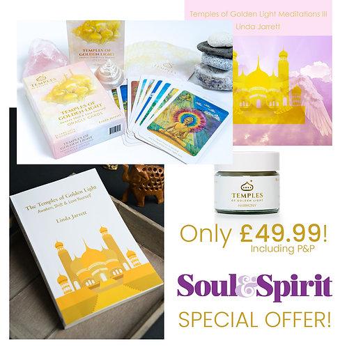 Temple of Golden Light - Soul & Spirit Package