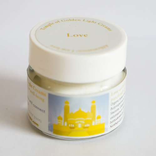 Love - Affirmation Cream