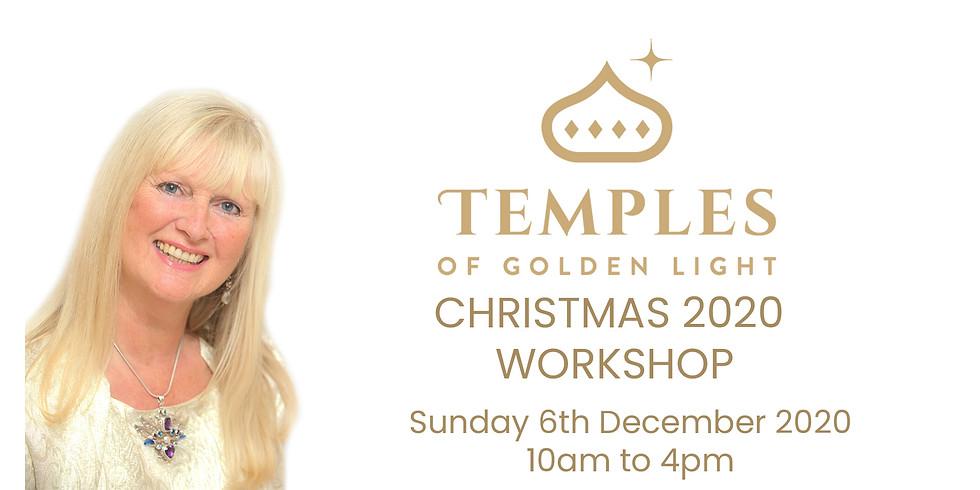 Christmas 2020 -  Temples of Golden Light Workshop