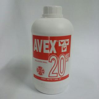 Avex 20%