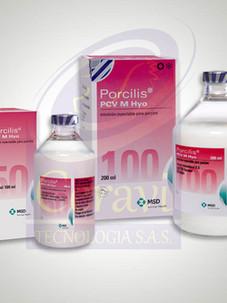 Vacuna Porcilis PCVM Hyo