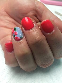 Shellac Manicure