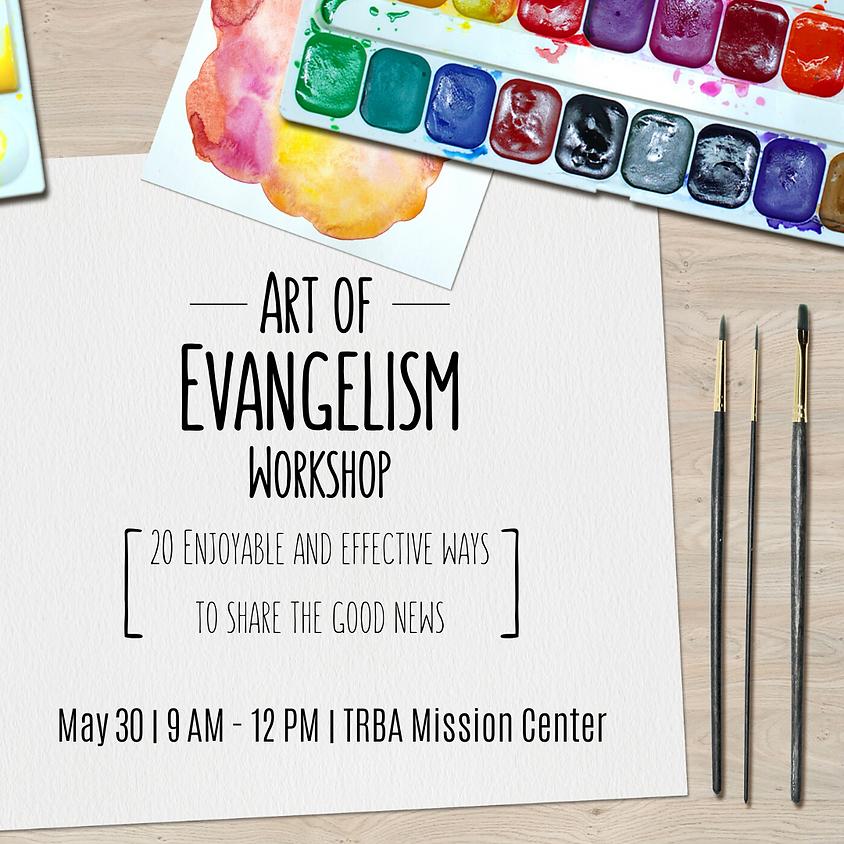 Art of Evangelism Workshop