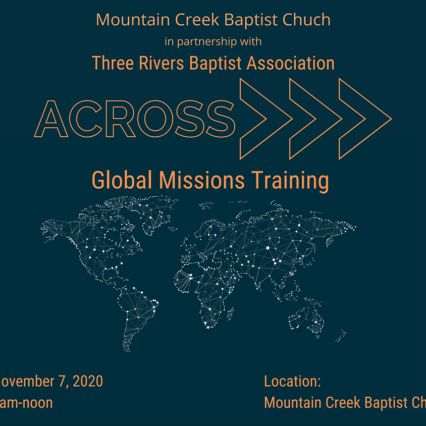 Across Global Missions Training
