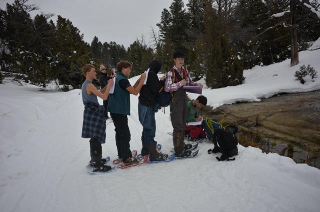 Yellowstone Scientific Observation