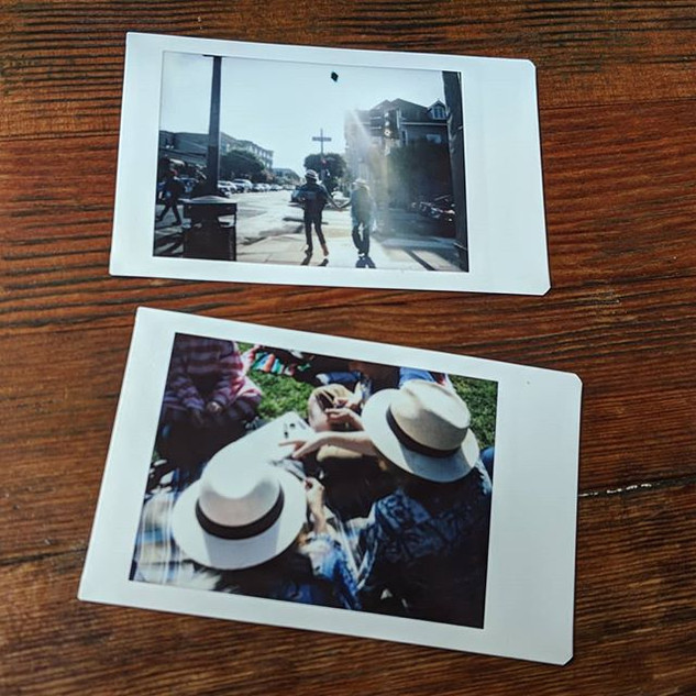 Here's two of my favorite #instax shots