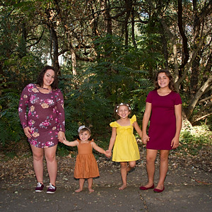 Sabryna and The Girls Portrait Session 2018
