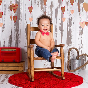 Kenny's 9 Month Portraits 2019