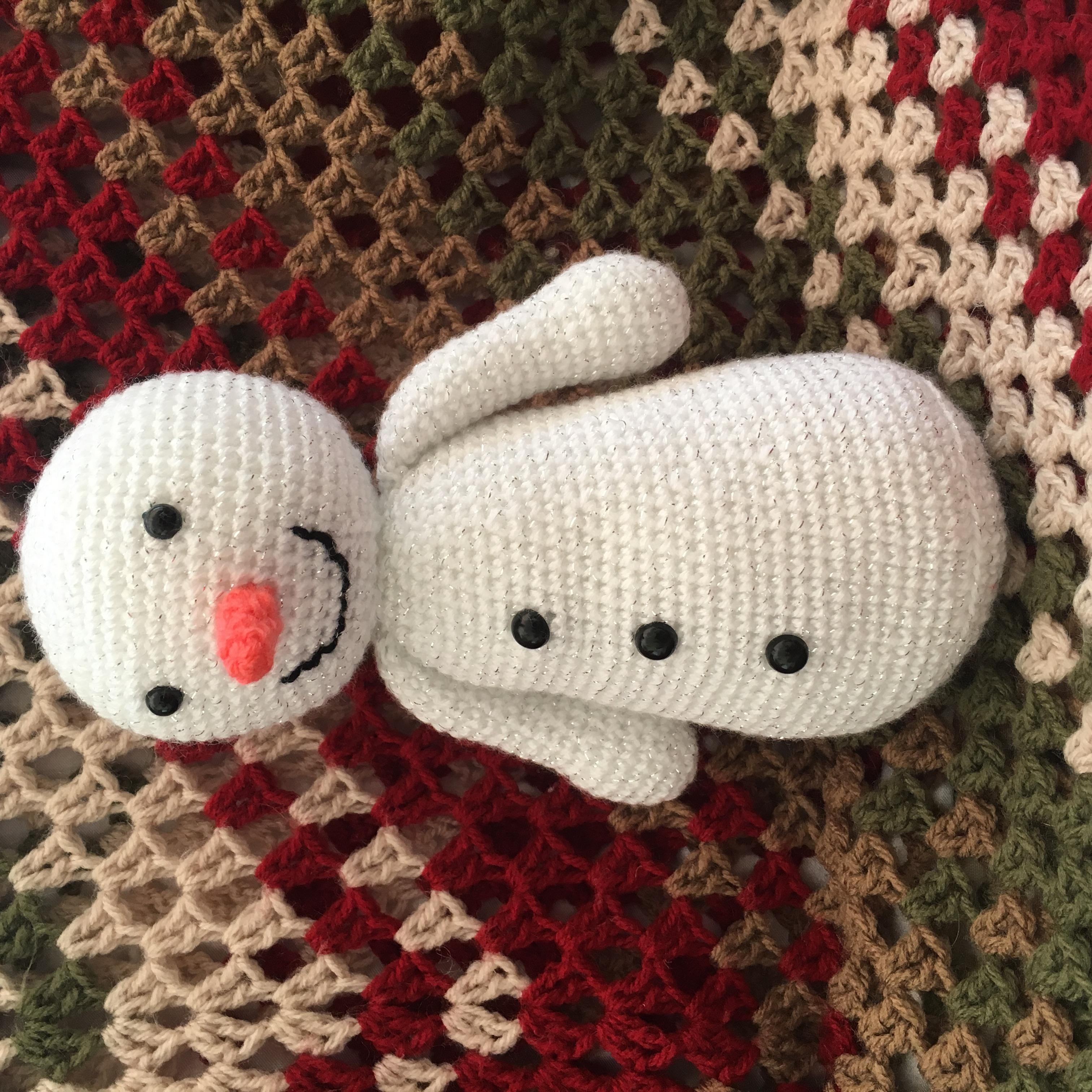 304 Frosty Snowman