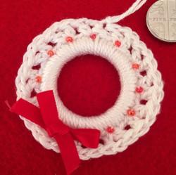 118 White Wreath 2