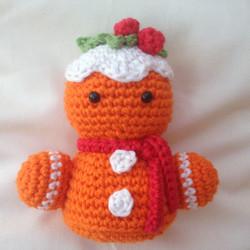 87 Gingerbread Man