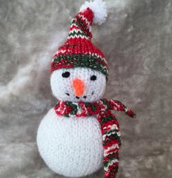 356 Snowy Snowman
