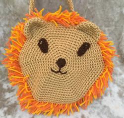 382 Lion Shoulder Bag