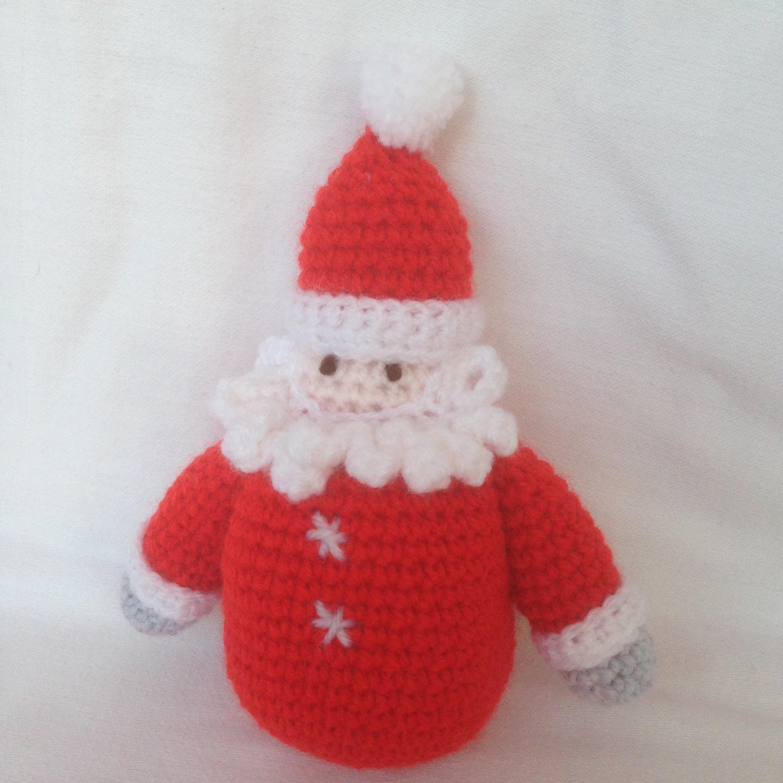 86 Roly Poly Santa