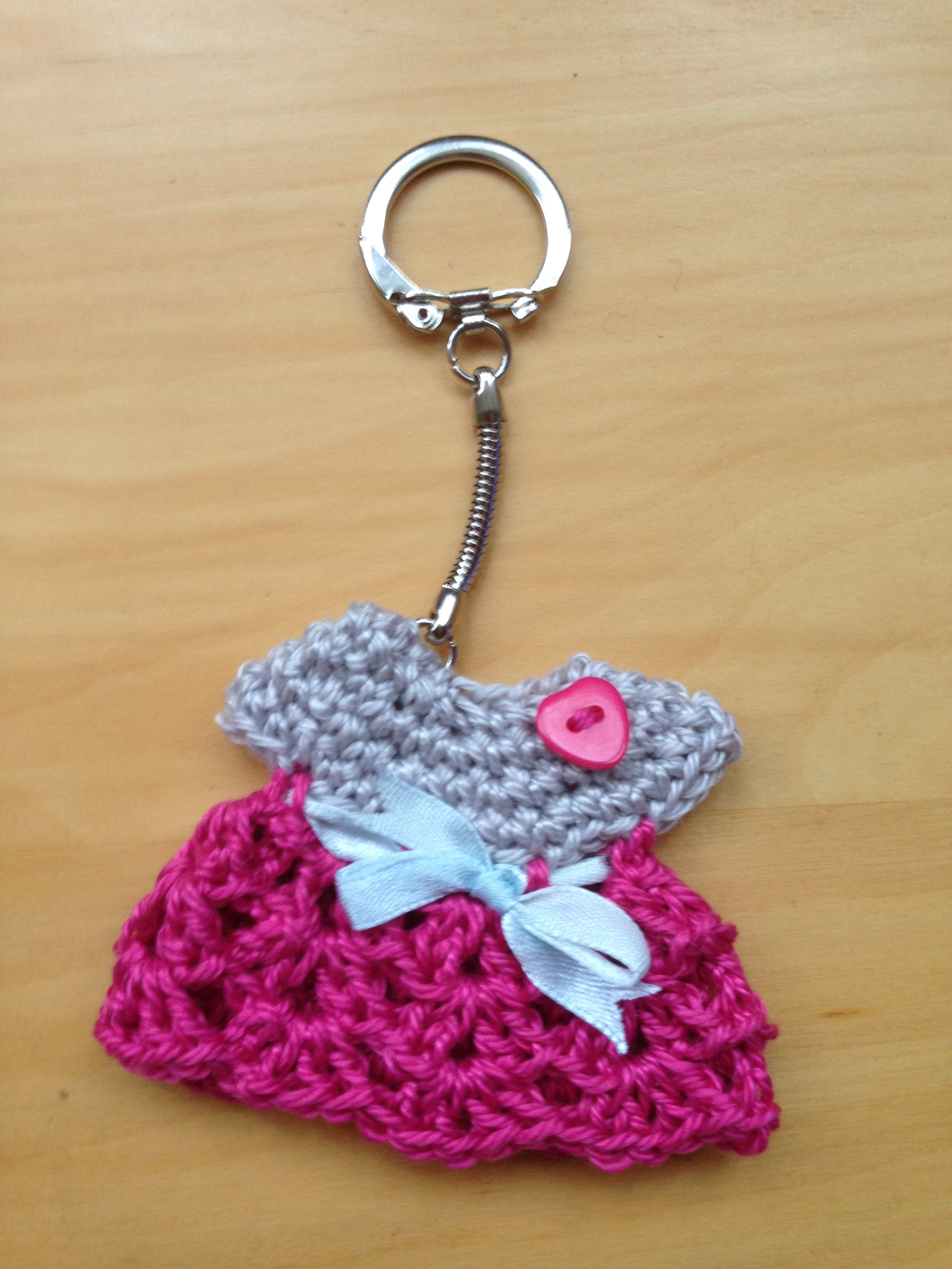 150 Dress keyring
