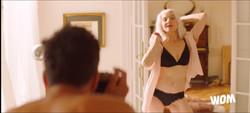 still from WOM commercial