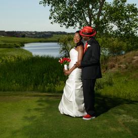 Denver Golf Course Wedding