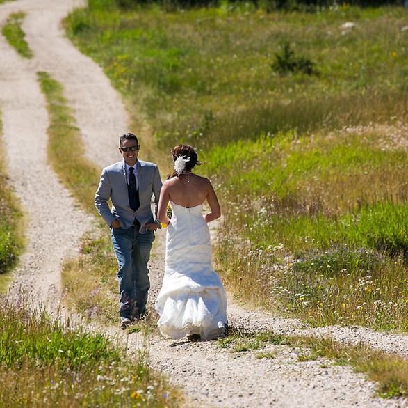 Colorado Bride Wyoming Wedding