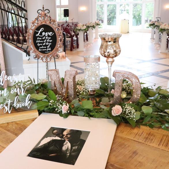 Denver Chateaux wedding