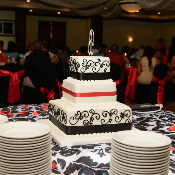 Denver Wedding Cake