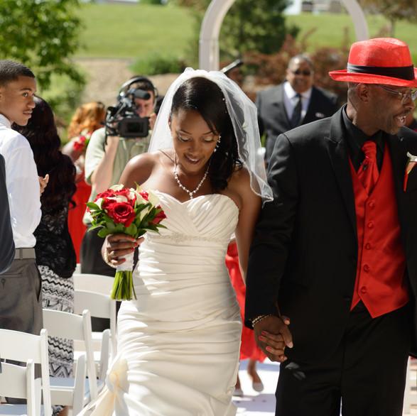 Colorado Aurora wedding