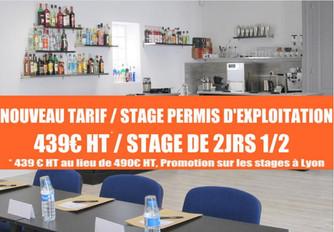 Meilleur Prix sur les Stages Permis Exploitation a Lyon avec Objectif PE