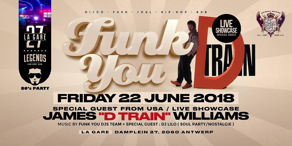 Dtrain Tour - Funk You