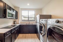 Laundry/Second Kitchen
