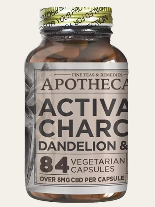 Apothecary Cleanse Capsules