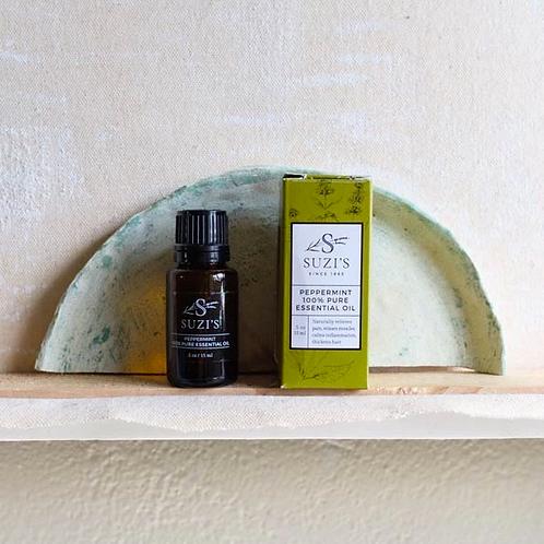 Suzi's Organic Peppermint Essential Oil