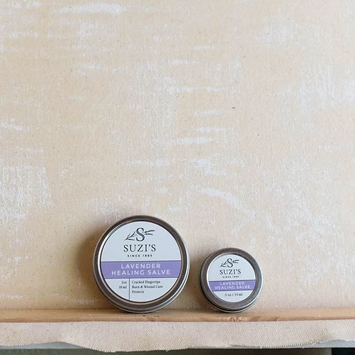 Suzi's Lavender Healing Salve