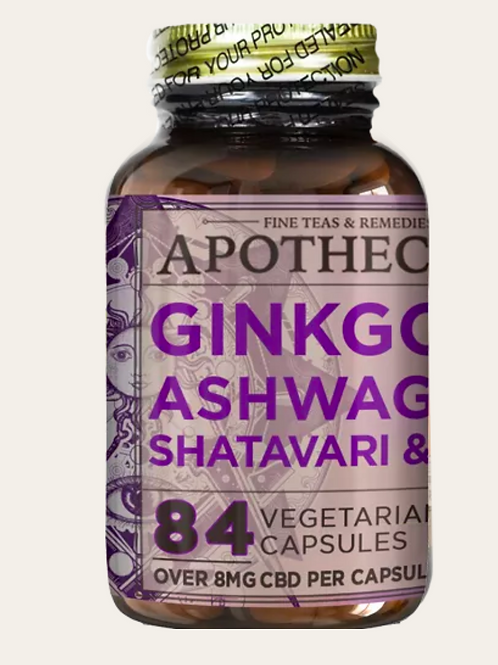 Apothecary Mental Clarity Capsules
