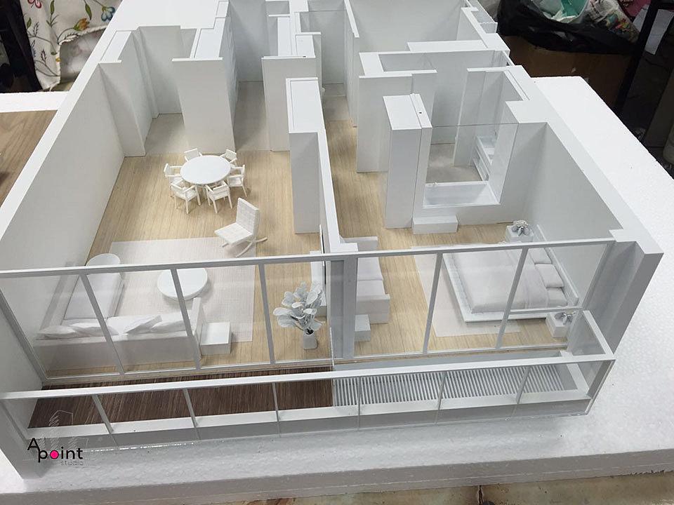 Model house maker malaysia
