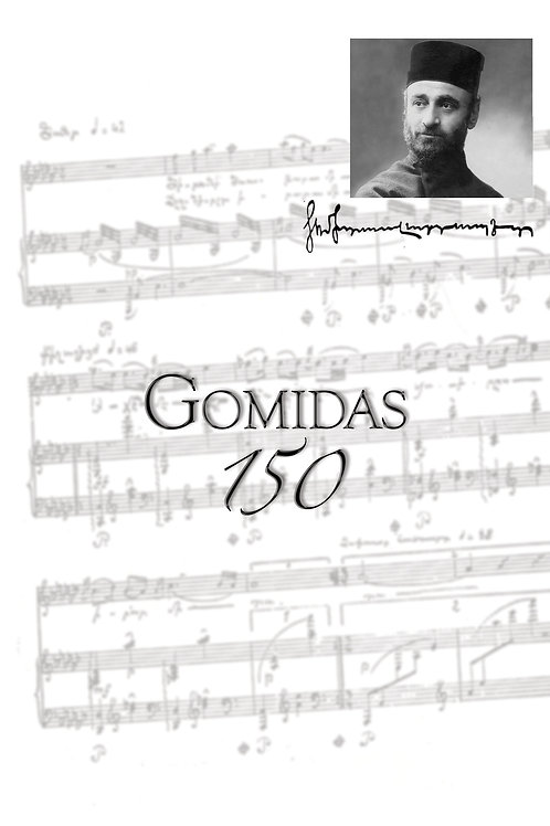 Gomidas - 150 | Կոմիտաս - 150