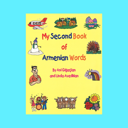 My Second Book of Armenian Words