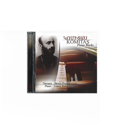Komitas Piano Words, Armen Babakhanian