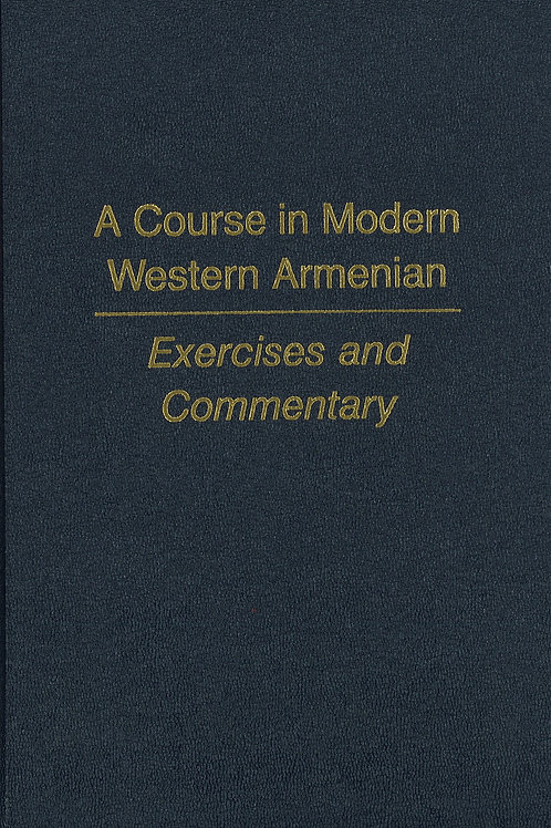 A Course in Modern Western Armenian