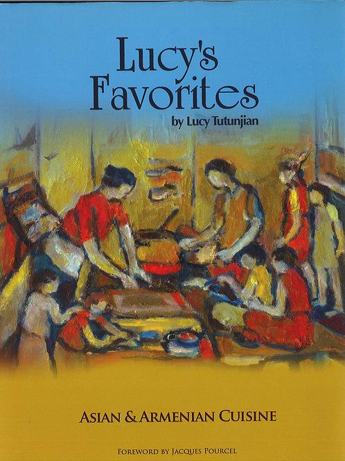 Lucy's Favorites, Asian & Armenian Cuisine