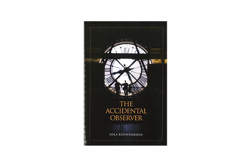 The Accidental Observer (in Armenian, English & Spanish)