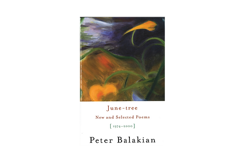 June-Tree New Selected Poems