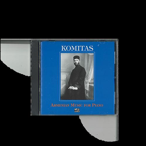Komitas Armenian Music For Piano