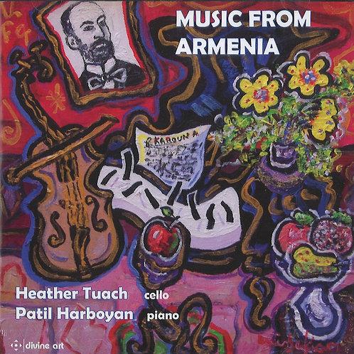 CD - Music From Armenia