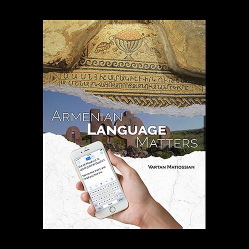 Armenian Language Matters