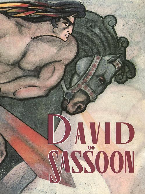 David of Sassoon, Armenian Folk Epic