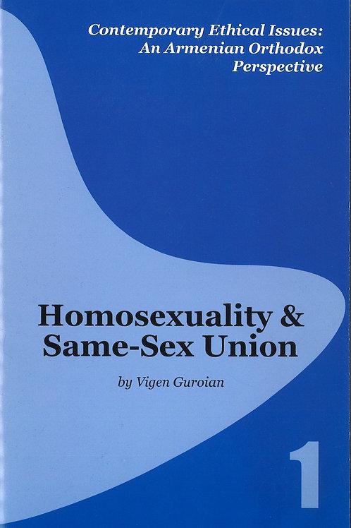 Homosexuality & Same-Sex Union - Series 1